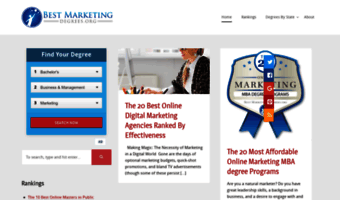 bestmarketingdegrees.org
