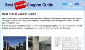 besttravelcouponguide.com
