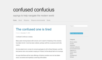 confusedconfucius.wordpress.com