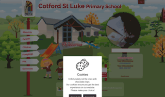 cotfordstlukeprimary.co.uk