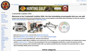 crankshaftcoalition.com