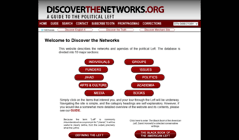discoverthenetworks.com