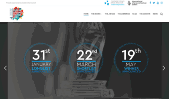 dublinliteraryaward.ie