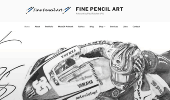 finepencilart.co.uk