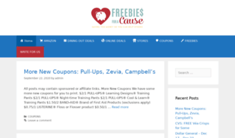 freebiesforacause.com