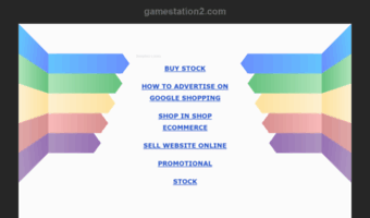 gamestation2.com