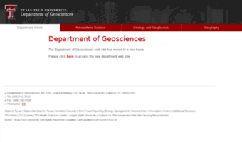 geosciences.ttu.edu