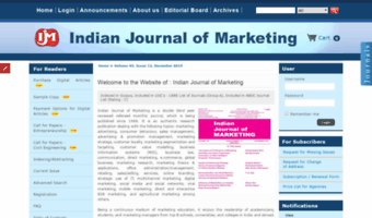 indianjournalofmarketing.com