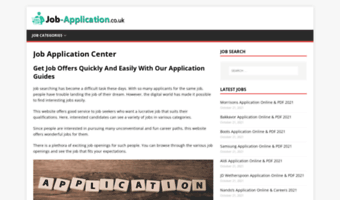 job-application.co.uk