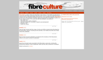 journal.fibreculture.org