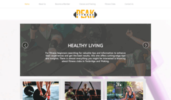 peak-fitness.co.uk
