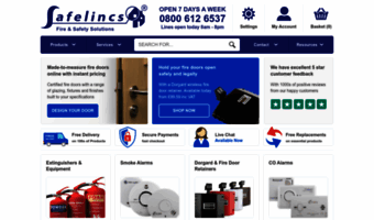 safelincs.co.uk