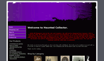 shop.hauntedcollector.net