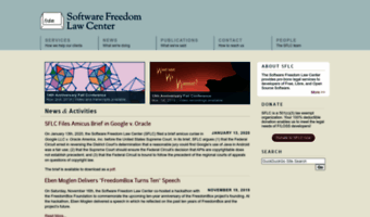 softwarefreedom.org