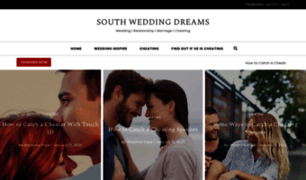 southweddingdreams.com