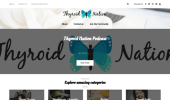 thyroidnation.com