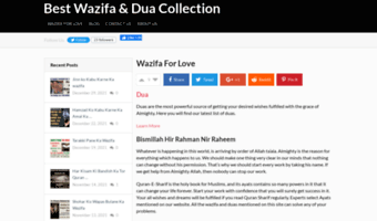 wazifa.in