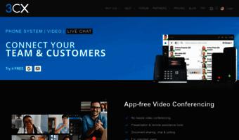 3cx com ▷ Observe 3CX News | Open Standards Software IP PBX - 3CX