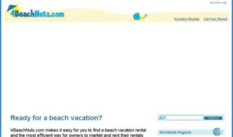 4beachnuts com ▷ Observe 4 Beach Nuts News   Vacation