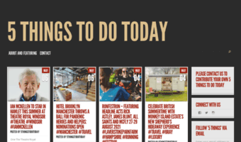 5thingstodotoday.com