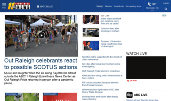 Abc11 com ▷ Observe ABC11 News | ABC11 WTVD Raleigh Durham
