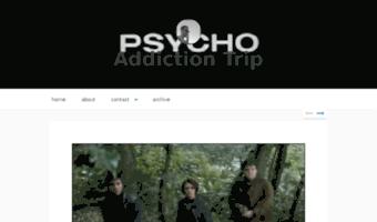 Addictiontrip tumblr com ▷ Observe Addiction Trip Tumblr