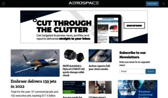 Aerospacemanufacturinganddesign com ▷ Observe Aerospace