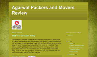 agarwalpackersandmoversreview.blogspot.in