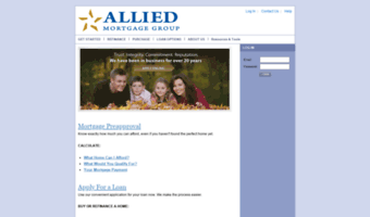 alliedmg.mortgage-application.net