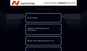 Androiddrawer com ▷ Observe Androiddrawer News | CryptoPicture