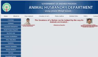 Apahd gov in ▷ Observe AP Ahd News   Animal Husbandry, AP