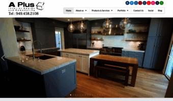Aplushomeimprovements Com Observe Aplus Home Improvements News Interior Designers Home Bathroom Kitchen Remodeling