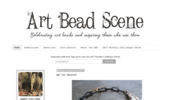 Artbeadscene Blogspot Com Observe Art Bead Scene Blog Spot News