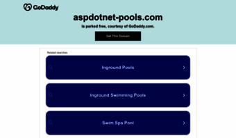 Aspdotnet-pools com ▷ Observe Asp Dot Net Pools News | Asp Net,MVC