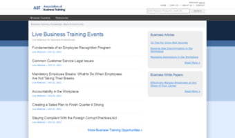 associationofbusinesstraining.org