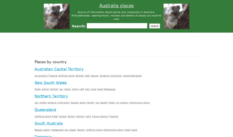 australiaplaces.net
