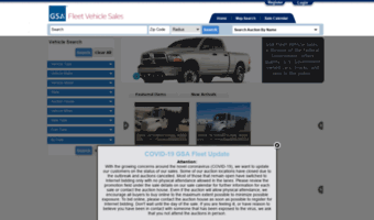 Gsa Auto Auctions >> Autoauctions Gsa Gov Observe Autoauctions Gsa News Gsa