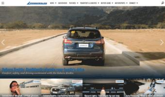Autoindustriyanet Observe Auto Industriya News Car News - Car show website reviews