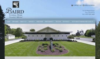 Bairdfuneralhome Com Observe Baird Funeral Home News Baird Funeral Home Troy Oh Funeral Home
