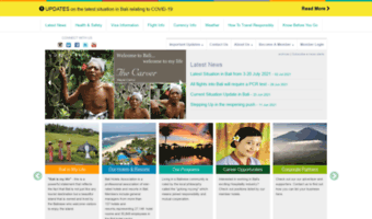 Balihotelsassociation Com Observe Bali Hotels Association News