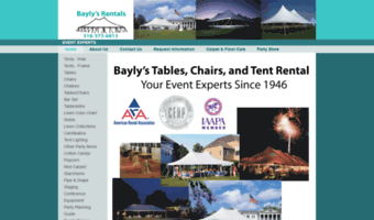 baylysrental.com