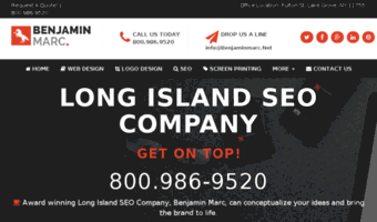 Benjaminmarc net ▷ Observe Benjaminmarc News | Long Island