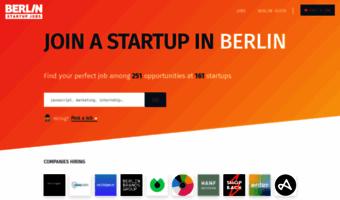 Berlinstartupjobs.com ▷ Observe Berlin Startup Jobs News | Berlin ...
