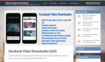 Bestscriptsdownload blogspot com ▷ Observe Best Scripts Download