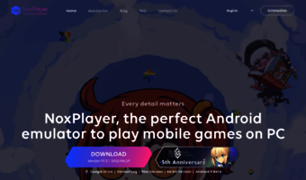 download nox app player free android emulator on pc and mac