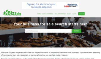 Bizsale co uk ▷ Observe Biz Sale News | Sell Small UK Businesses at