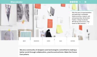 Bkaccelerator Com Observe Bk Accelerator News Make The Future Here Brooklyn Fashion Design