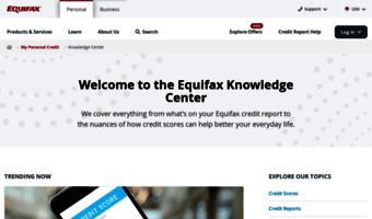 Blog equifax com ▷ Observe Blog Equifax News   Investing