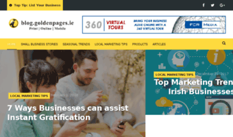 blog.goldenpages.ie