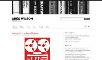blog.gregwilson.co.uk